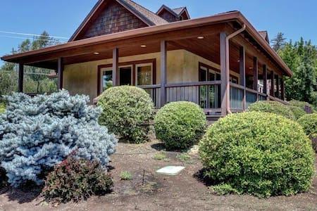 Applegate River Guest House! - Jacksonville - Casa