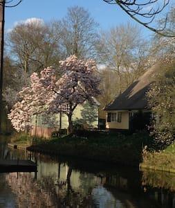 Luxe kamers in een oase van groen nabij Utrecht. - Bed & Breakfast