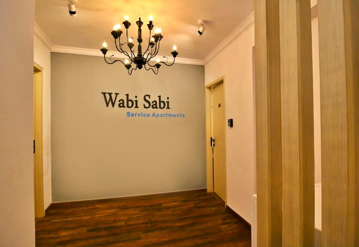 Studio Apartment in Juhu - Wabi Sabi