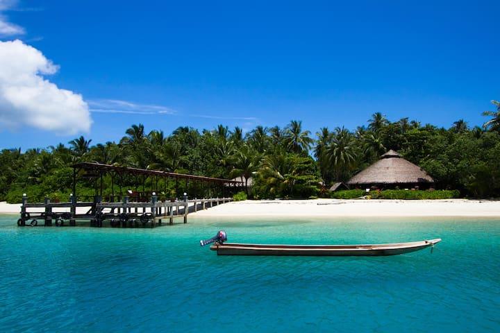 Aloita resort private bungalow - Padang - Butikový hotel
