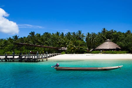 Aloita resort private bungalow - Padang - Boutique-hotell