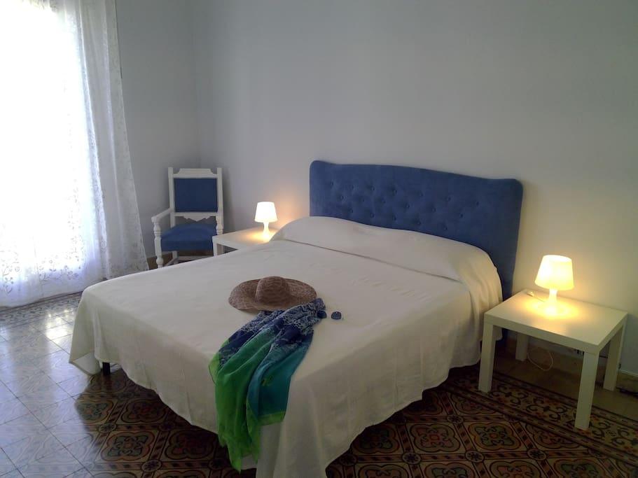 1° Camera da letto