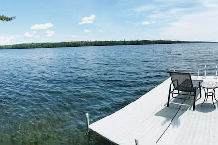 Schoodic Lake Getaway Cottage/ Katahdin-Bangor