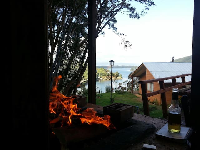 Hermosa Cabaña en Valdivia Cutipay - Valdivia - Chalet