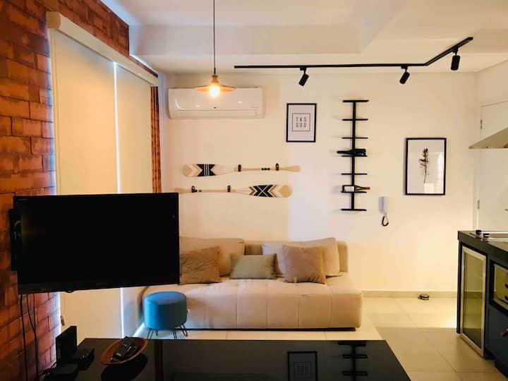Liberty Home Studio - Estilo Escandinavo