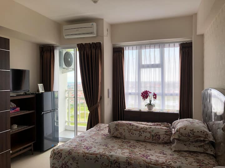 Apartment Melati - Rose Room