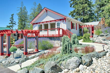 Fully Furnished Island Cottage #2 - Anacortes