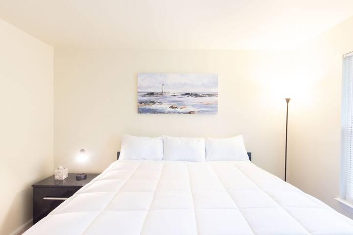 FantasticKing size bed