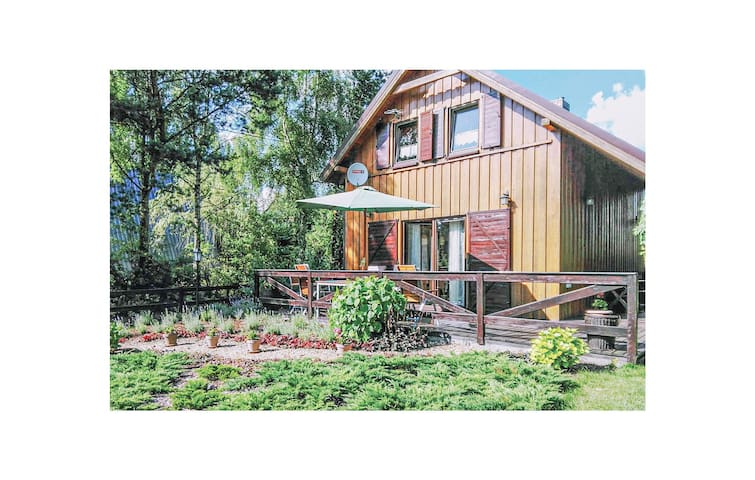 Holiday cottage with 3 bedrooms on 95m² in Rybakowo
