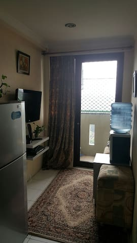Cozy 1BR fully furnished - Jakarta Sud - Appartement