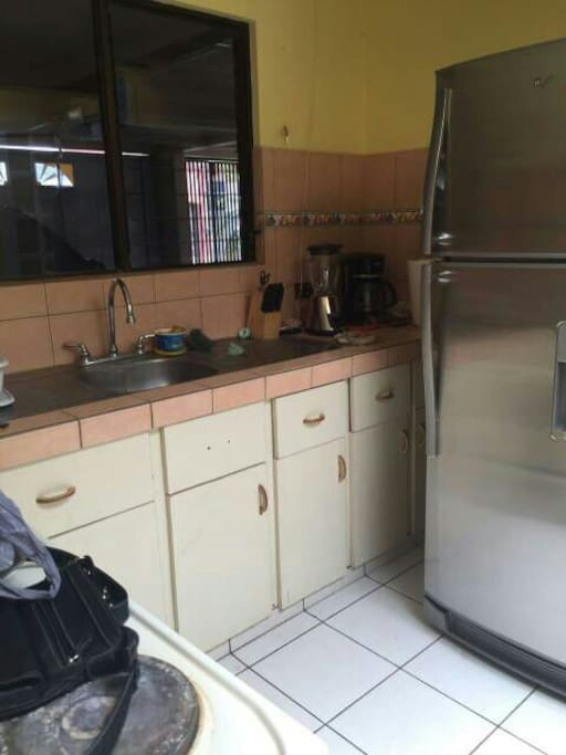 Es la cocina