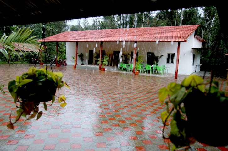 Natureview Coffee estate Homestay