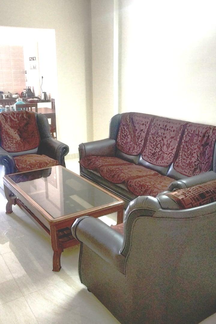Marvelous 2bhk  Apartment in Kanshiram Nagar