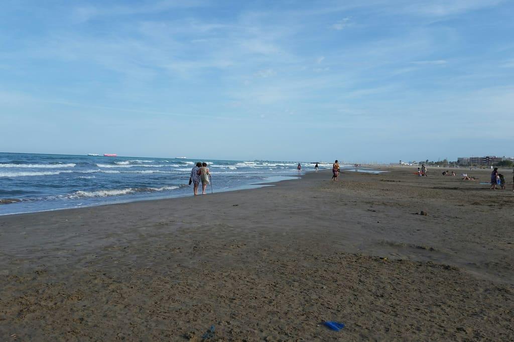 Nuestra playa 1