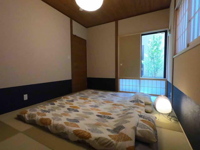 Room1 A 10-minute walk from Kyoto st!