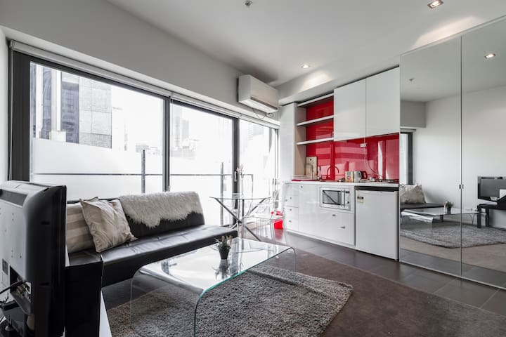 Lovely apt in unbeatable location - Melbourne - Pis