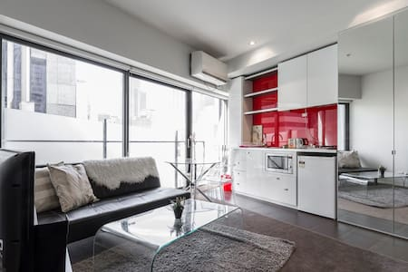 Lovely apt in unbeatable location - Melbourne - Apartment