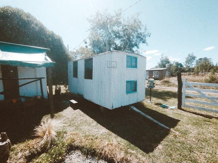 Rancho Cambicha: FRIDA - Casitas con onda ✌️