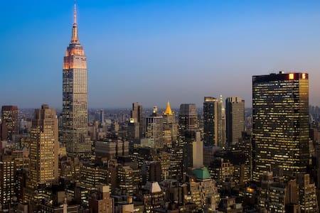 Huge Luxury Apt, Amazing Skyline Views at Midtown - New York - Wohnung