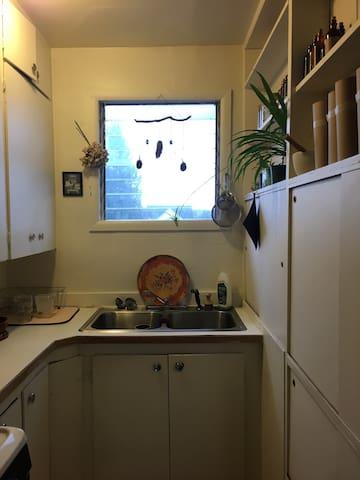 Cozy 1920's era 1BDRM - Puyallup - Appartamento