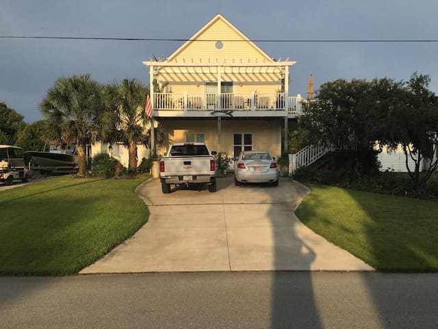 First time rental! Cute Cottage in great location! - Emerald Isle - House