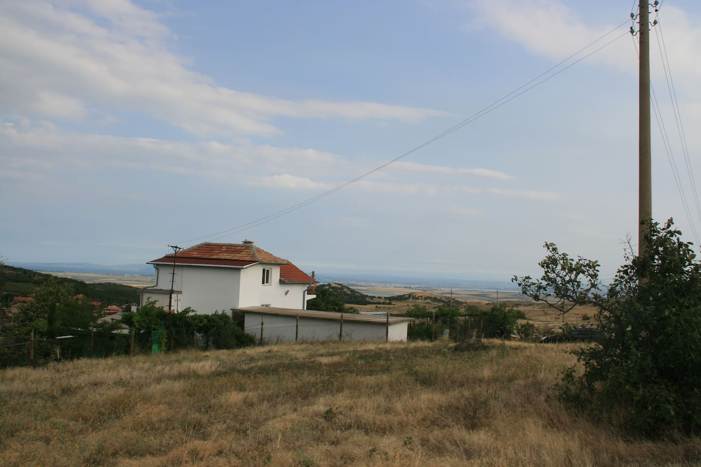 Overview of the house