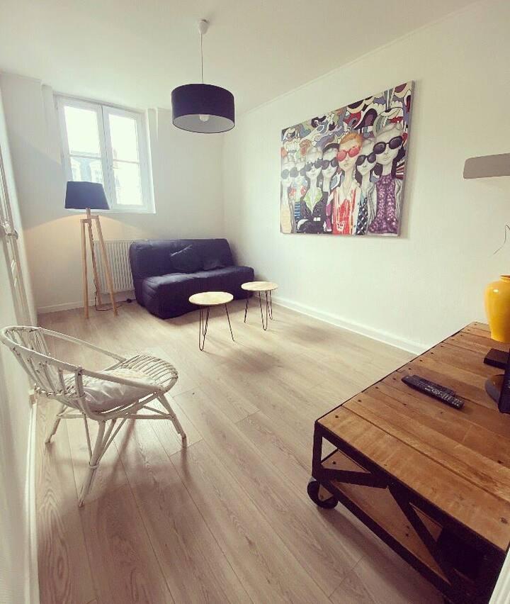 Bel appartement hyper centre d'Angers