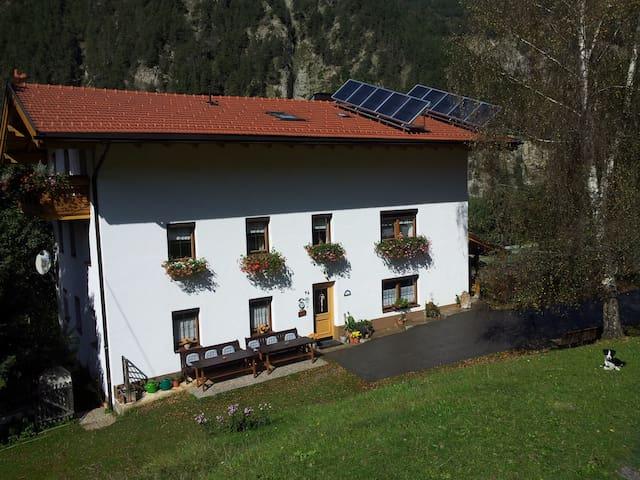 Natur pur - beste Kur - Landeck - Condominium