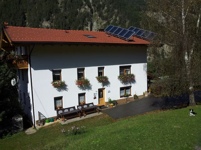 Natur pur - beste Kur - Landeck - Apto. en complejo residencial