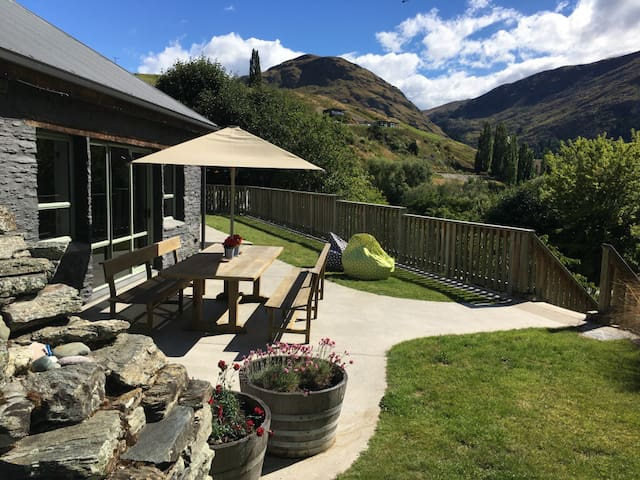 River and mountain views, sleeps 6
