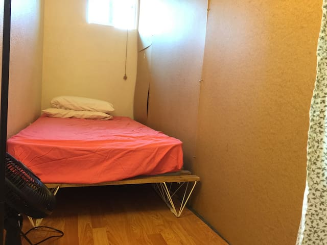 K21 almost a private bedroom[Male Hostel][no lock]