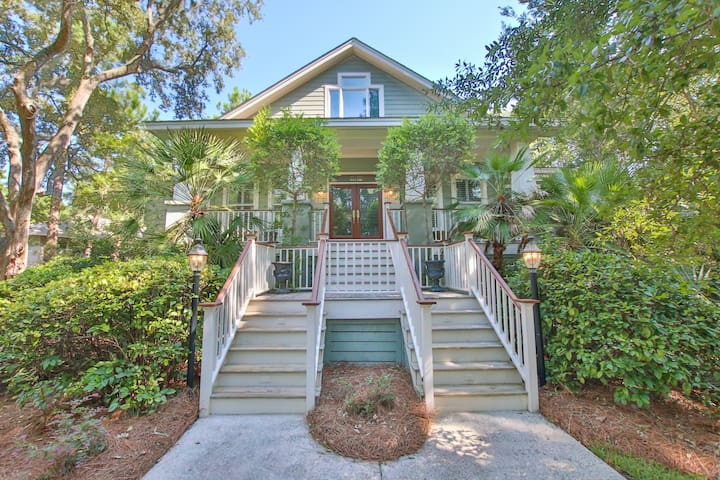 24 Marsh Edge Lane - SWEETGRASS - Johns Island - Talo