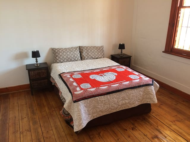 Spacious comfort in a beautiful old Brixton house