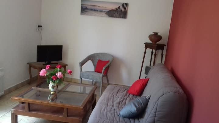 Maison de vacances 43 m²  (5 min La Rochelle)