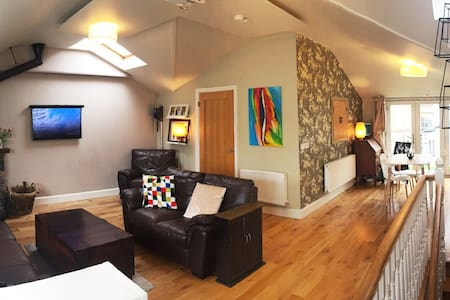 Spacious Refurbished Mews, Quiet Central Location - Rathmines - House