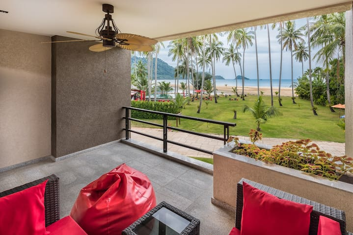 Luxury Beach View Studio Appartmen - Koh Chang - Leilighet