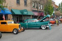 Sandpoint hosts a great assortment of events.