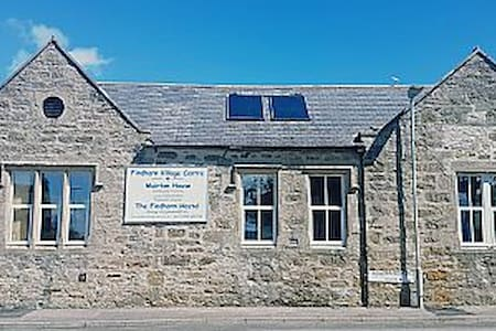 Findhorn Hostel, Moray - Findhorn - หอพัก
