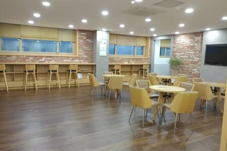 하이티엔 게스트하우스-내집처럼 편안하고 자연과 친화적인 게스트하우스 - Geumseong-myeon, Jecheon-si - Gæstehus