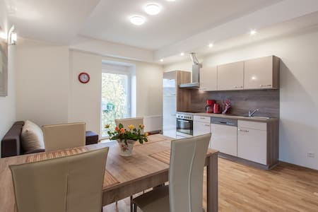 Park Villa Apartments 13,small groups-send request - Bad Kissingen - Betjent leilighet