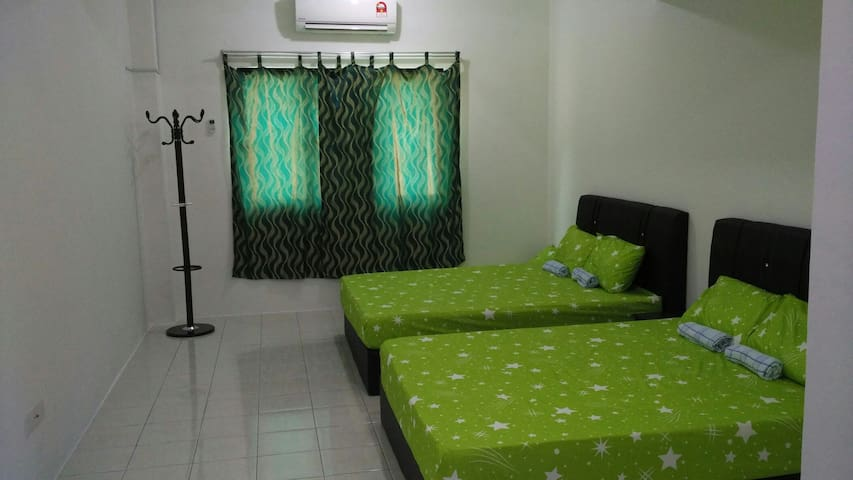 1st floor studio,352sf features views of forest - Pulau Pangkor - Apartament