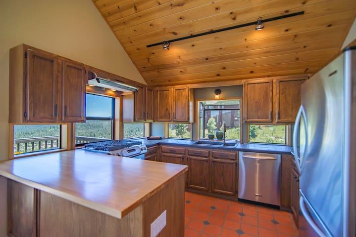 Best Kitchen View Ever