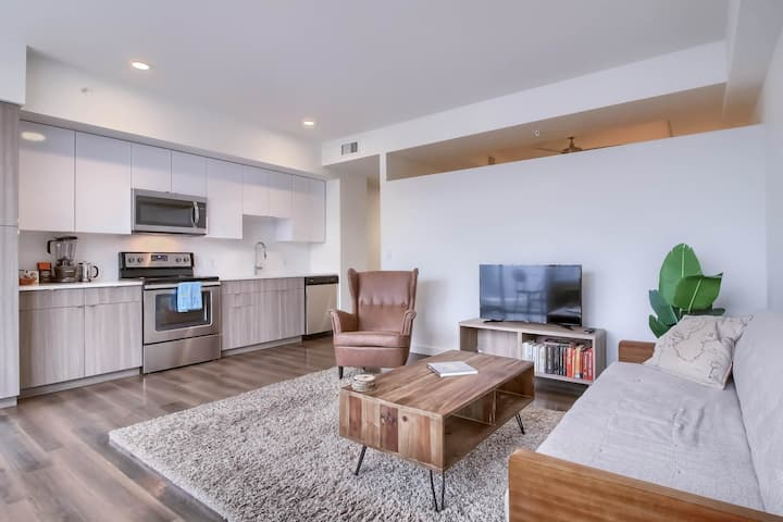 Sophisticated & Urban 1BR Apt in Union Station