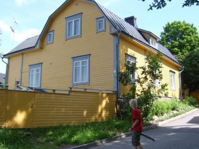 Kappalaisen talo - Chaplain's house, Old Porvoo - Porvoo - Dům