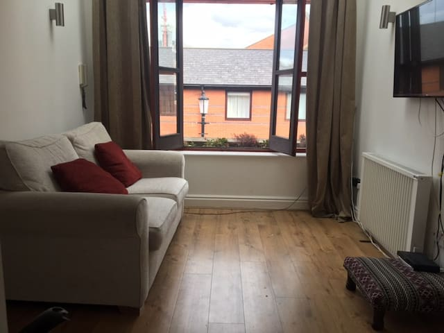 Double room in Birmingham City Centre - West Midlands - Lägenhet