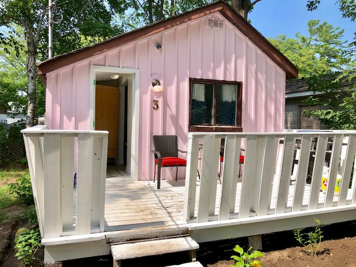 Rustic fully renovated (all 3 cottages property)