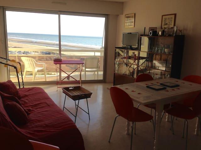Appartement face à la mer - 4 personnes - Merlimont - Lägenhet