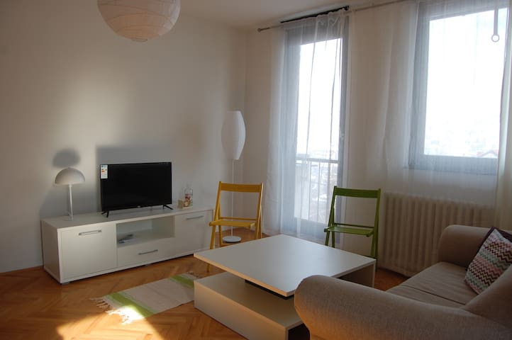 Sarajevo, apartment near the city centar