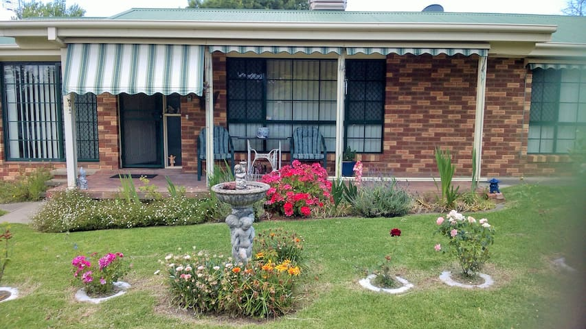 Butterfly Cottage - a home away from home.