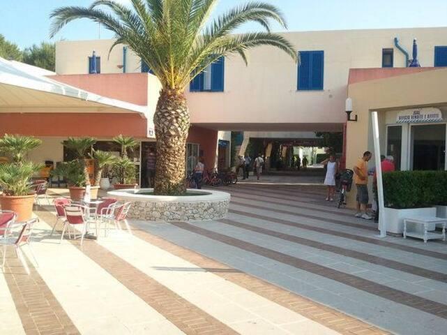 Casa a schiera,6 posti letto Serra degli Alimini 1